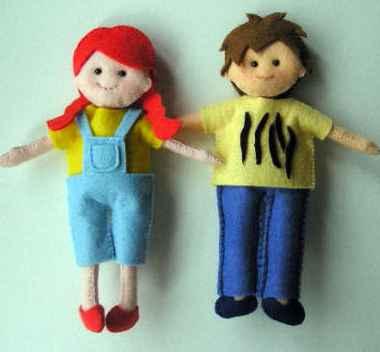 Как сделать куклу 9 своими руками