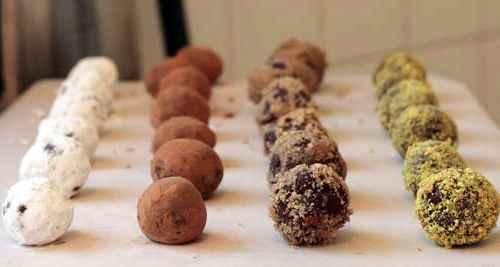 Готовим трюфельные конфеты своими руками