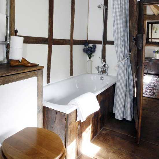 Выбираем дизайн ванной комнаты маленького размера