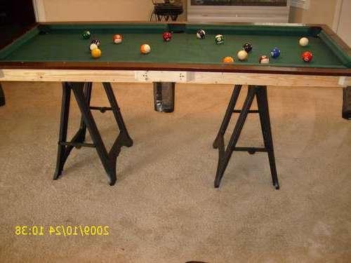 Бильярдные столы своими руками 502