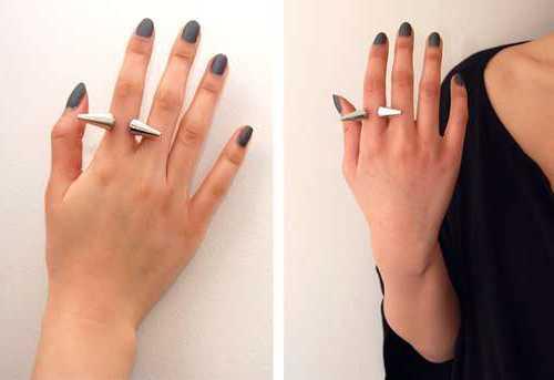Как сделать кольцо на палец самостоятельно