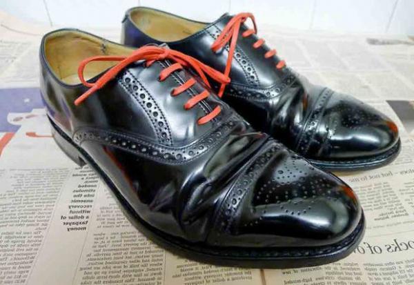 чистка обуви в домашних условиях