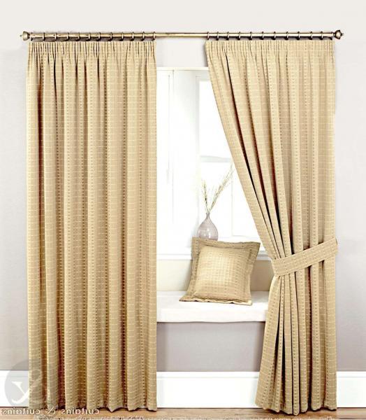 шторы для спальни своими руками