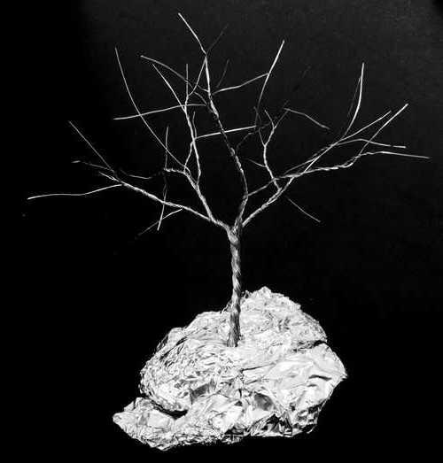 искусственные деревья своими руками