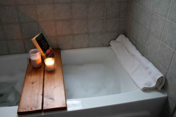 Средство для принятия ванн своими руками