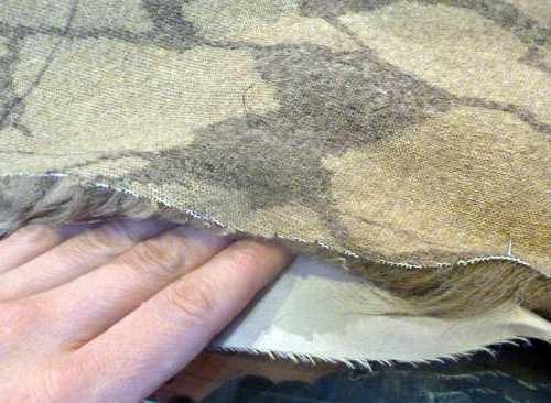 как сшить меховой жилет
