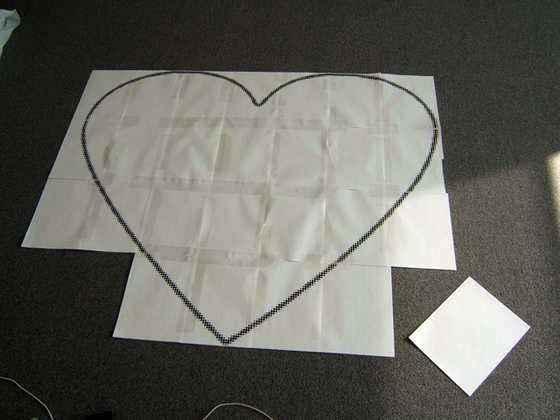 Как сделать два сердца своими руками фото 472