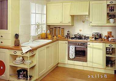 Ваша великолепная кухня в стиле прованс