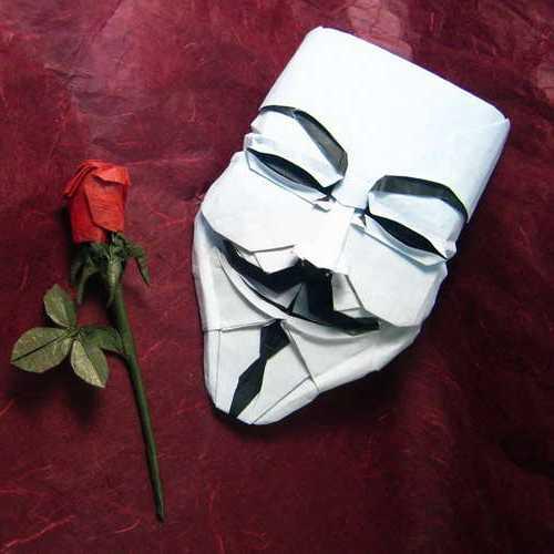 маски из бумаги своими руками
