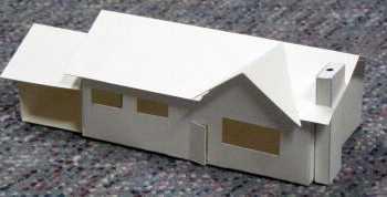 дом из бумаги своими руками