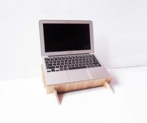 Подставка под ноутбук с внутренним органайзером своими руками