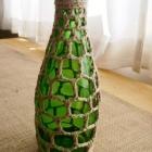 Ваза из пластиковой бутылки своими руками ютуб