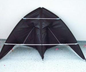 Дельта кайт своими руками, сделанный из зонта
