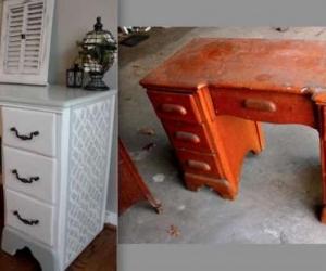 Старение мебели своими руками фото 657