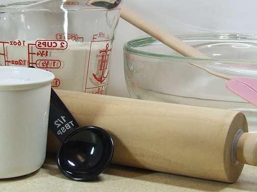 изделия из соленого теста