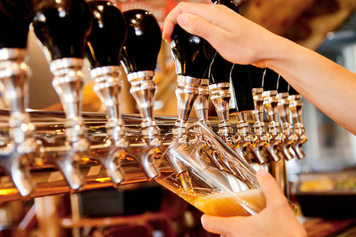 пиво в кегах