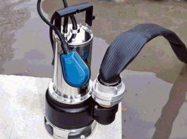 дренажные насосы для грязной воды