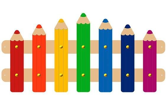 Как выбрать ограду для детской площадки